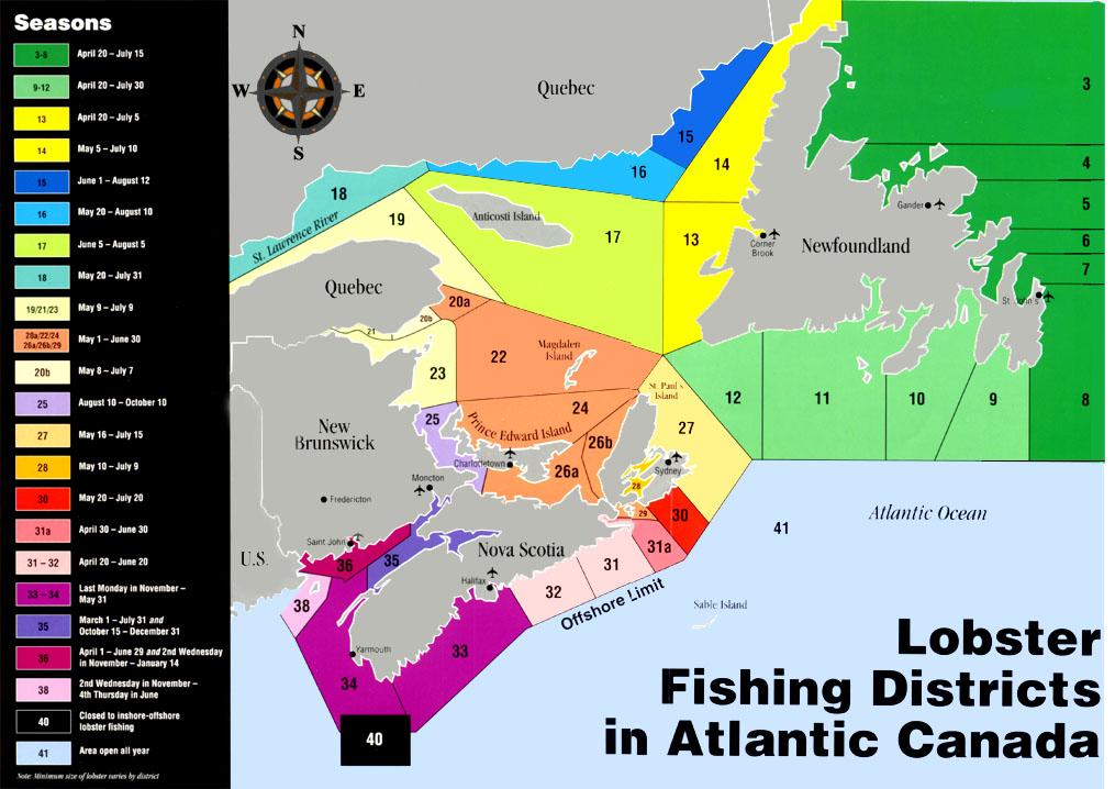 LFAs map