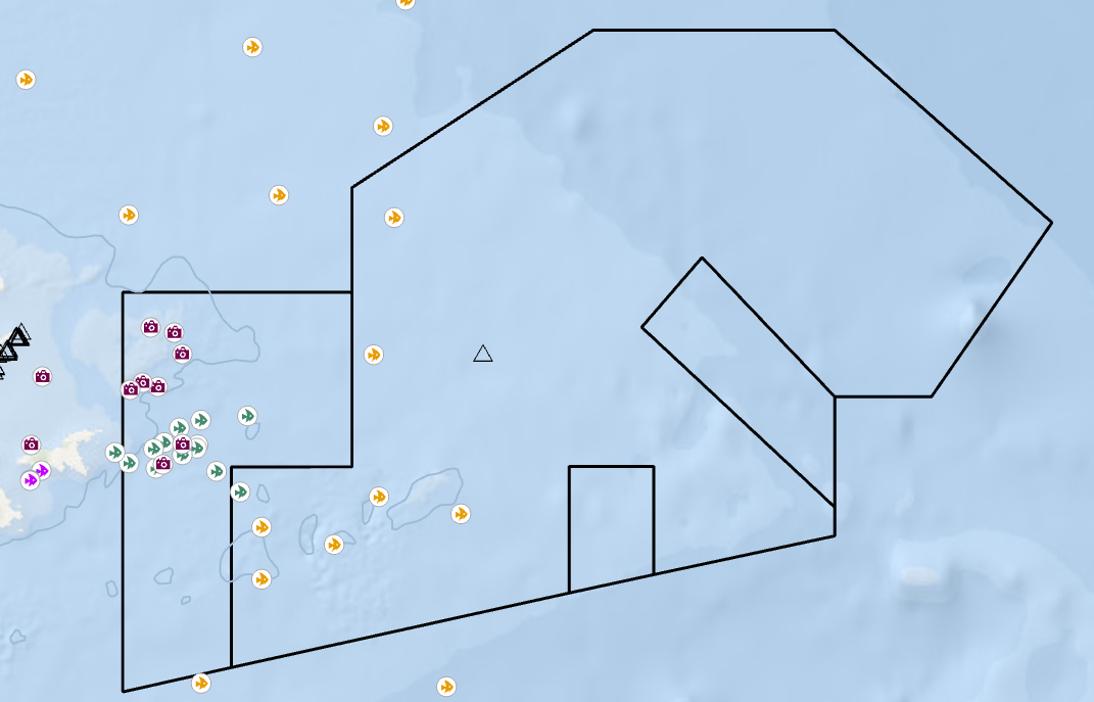 MPA Sampling locations